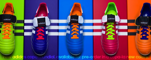 The Iconic Adidas Copa Mundial Gets a