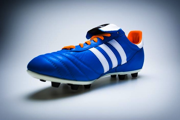 Blue Copa Samba