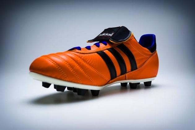 Orange Copa Samba