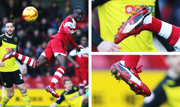 Albert Adomah Middlesbrough evoSPEED 1 SL edited