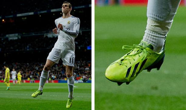 Gareth Bale Real Madrid F50 adiZero edited