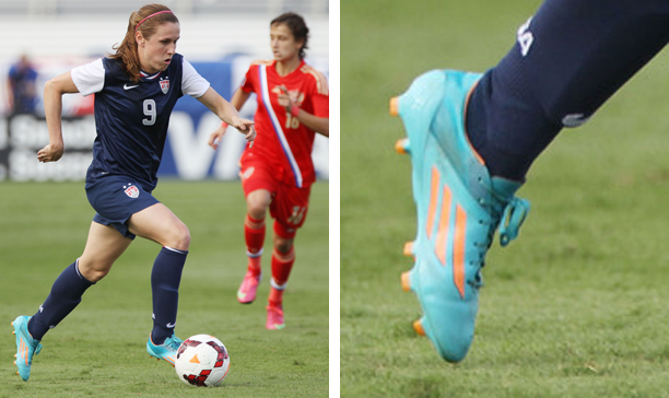 Heather O'Reily USA womens F50 adiZero edited
