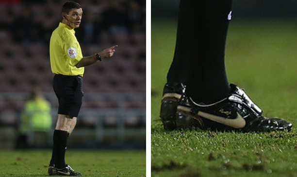 Image result for referee boots