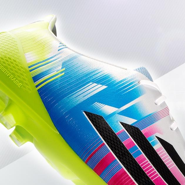 Messi's F50 adizero