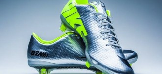Nike Commemorates '02 Mercurial with Chrome Vapor IX