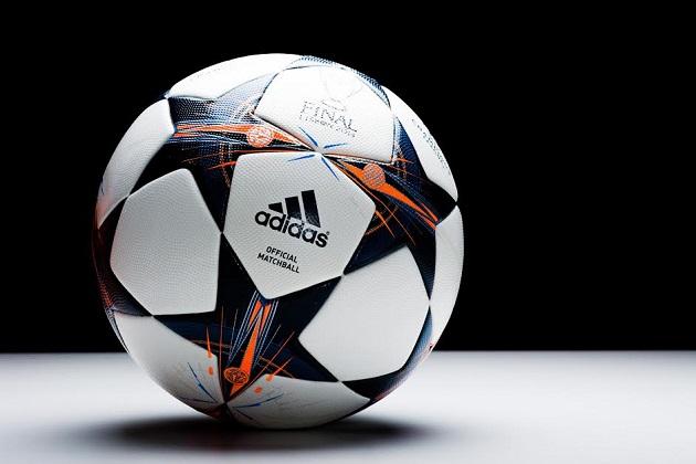 Adidas Lisbon Finale ball