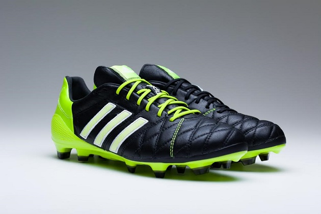 Adidas Bring Back the 11Pro SL in Black and Green - The Instep
