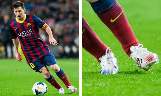 Lionel Messi Barcelona F50 adiZero edited