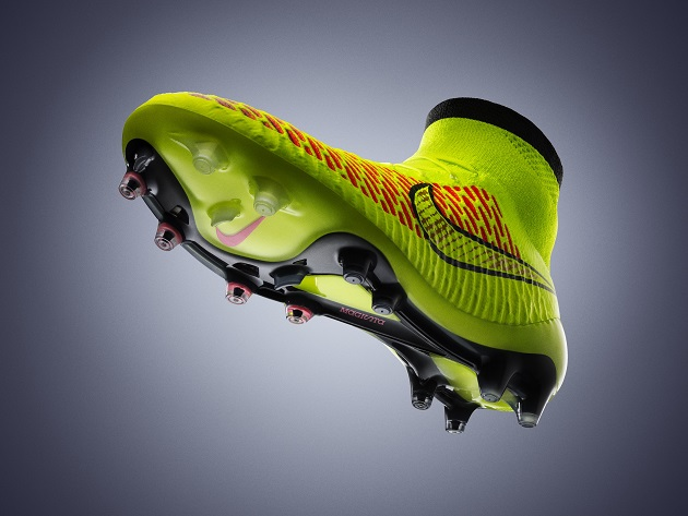 Magista's outsole