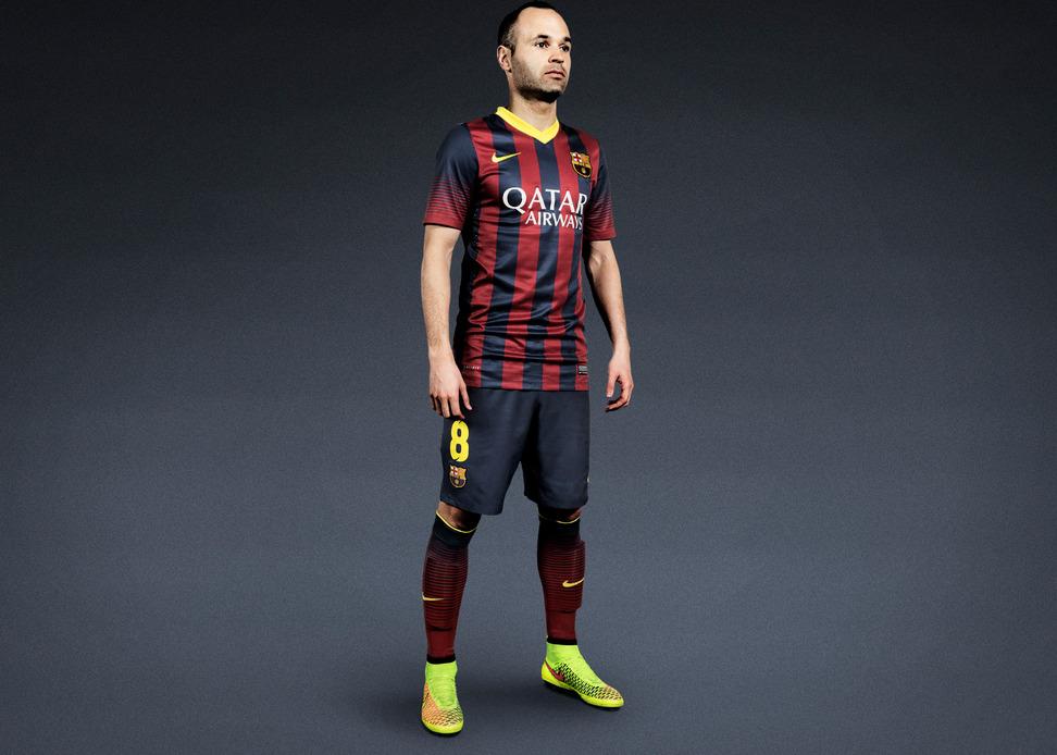 Nike Magista Iniesta
