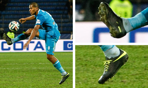 Salomon Rondon Zenit St Petersburg custom HV edited