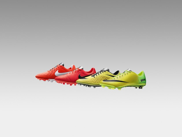 Nike four silo update