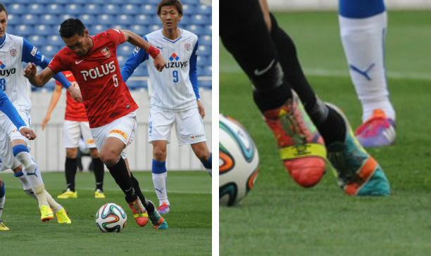 Tomoaki Makino Urawa Red Diamonds double NC edited