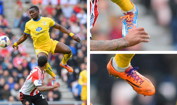 Yannick Bolasie Crystal Palace double F50 edited