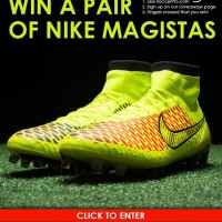 We're Giving Away a Pair of Nike Magistas