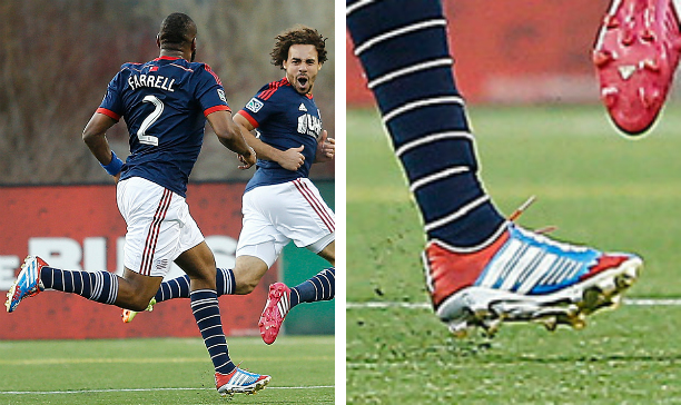 Andrew Farrell New England Revolution custom LZ edited