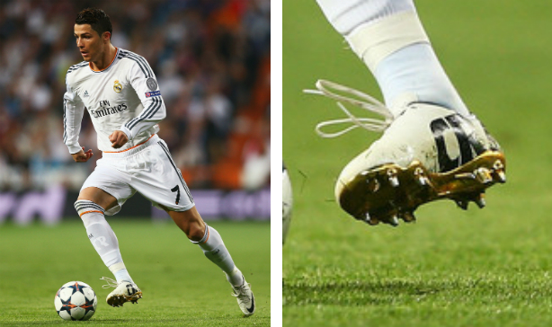 Cristiano Ronaldo Real Madrid CR Vapor IX edited