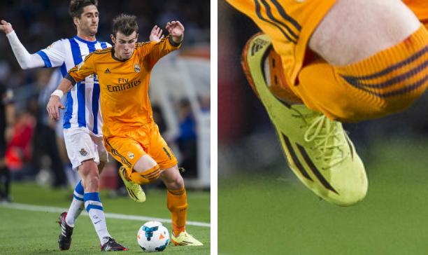 Gareth Bale Real Madrid F50 adiZero TRX edited