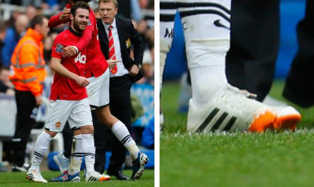 Juan Mata Manchester United Predator LZ edited