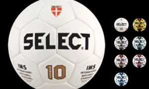 Just Arrived: Select Numero 10 & Futsal Master
