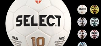 Just Arrived: Select Numero 10 & Futsal Master