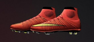 Nike's Mercurial Superfly IV Streaks Into View