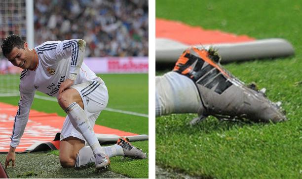 Cristiano Ronaldo Real Madrid Vapor IX edited