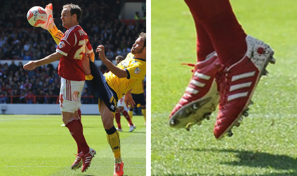 David Vaughan Nottingham Forest custom 11Pro edited