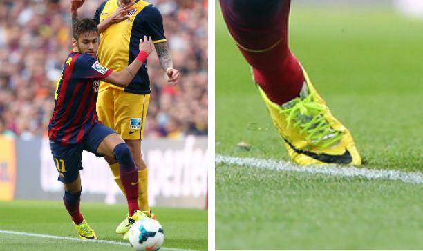 Neymar Barcelona Vapor IX edited