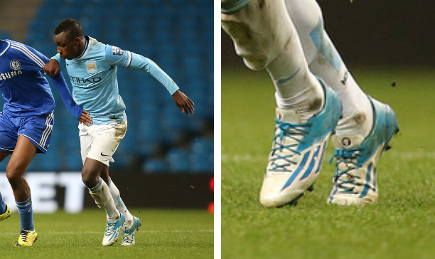 Thierry Ambrose Manchester City U21 custom adiZero edited