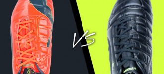 Puma evoPOWER Comparison: Leather vs. Synthetic – Part 1