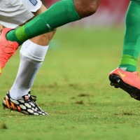 World Cup Boot spotting: 30th June, 2014