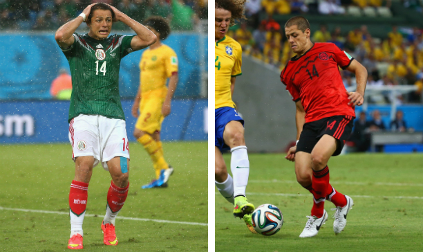 Chicharito Mexico edited