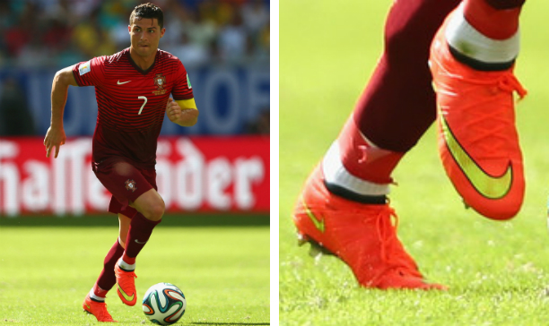 Cristiano Ronaldo Portugal custom SF IV edited