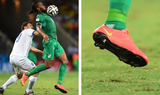 Didier Drogba Cote D'Ivoire custom Vapor X edited