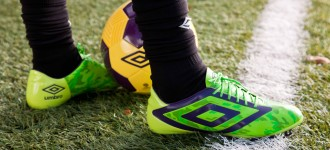 Chile's Maurico Pinilla to Debut New Umbro GeoFlare