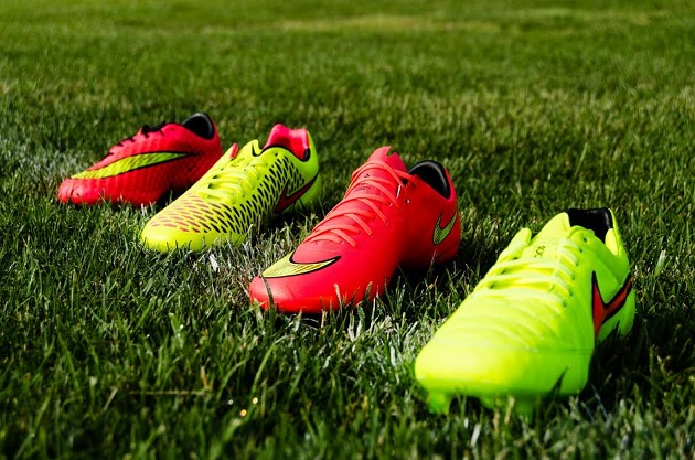 Nike Opus and Vapor X