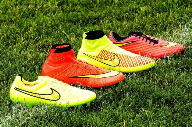 Nike World Cup boots