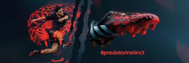 Ozil and Predator Instinct