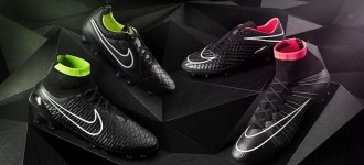 Back In Black – Nike Relaunch The Stealth Pack