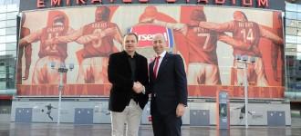 Puma Tease Upcoming Arsenal Kit (& More?)