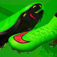 It's Electric! Nike's Mercurial Silo Goes Electric Green