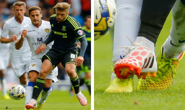 Adam Clayton Middlesborough Predator Instinct edited