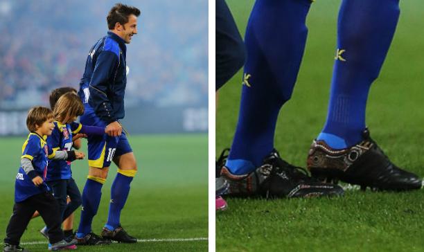 Alessandro Del Piero A-League All Stars custom 11Pro edited