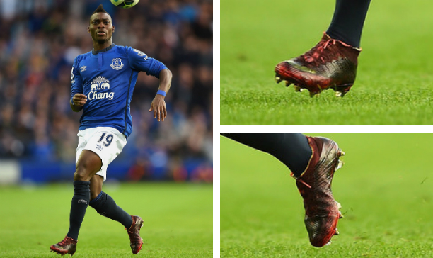 Christian Atsu Everton custom SF IV edited