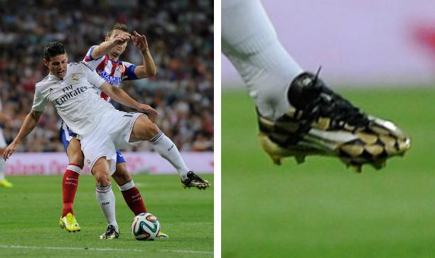 James Rodriquez Real Madrid F50 edited