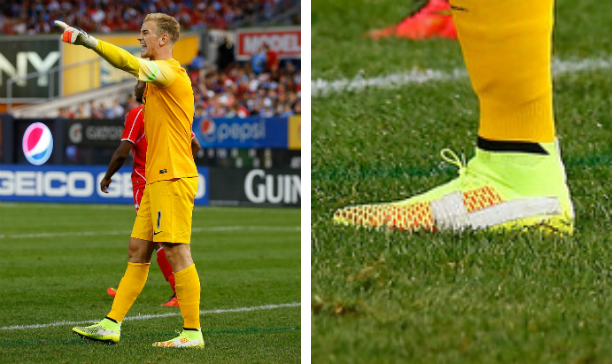 Joe Hart Manchester City Magista Obra edited