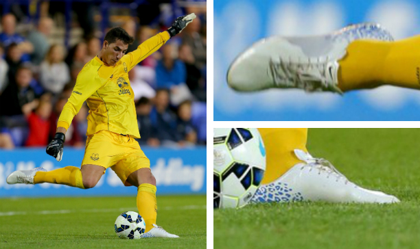 Joel Robles Everton custom Vapor IX edited