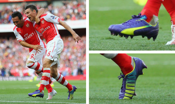 Laurent Koscielny Arsenal evoSPEED edited