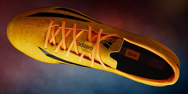 Overview of Messi adiZero